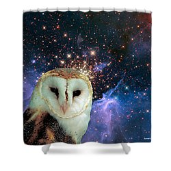 Celestial Nights Shower Curtain