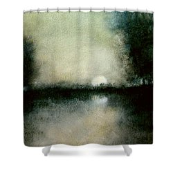 Celestial Place Shower Curtain