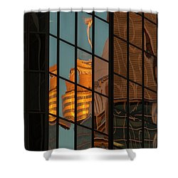 Centrepoint Hiding Shower Curtain