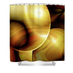 Certification Kayla 01 Shower Curtain