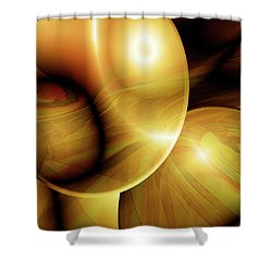 Certification Kayla 02 Shower Curtain