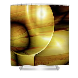 Certification Kayla 03 Shower Curtain