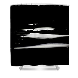 Shower Curtain featuring the photograph Cessna Art IIi by Paul Job