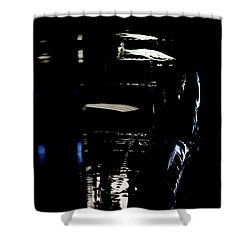 Shower Curtain featuring the photograph Cessna Art Vi by Paul Job