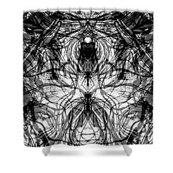 Chakra Flow Shower Curtain