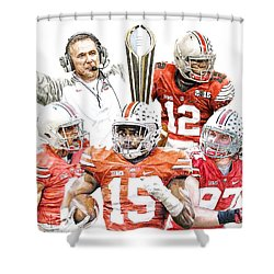 Champions Shower Curtain
