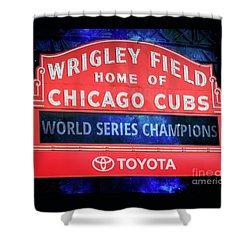 Champions Shower Curtain