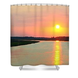 Chance Vision Shower Curtain