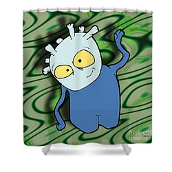 Chane Shower Curtain