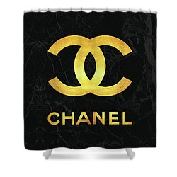 Chanel Logo Shower Curtains Page 3 Of 12