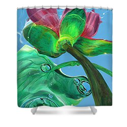 Change Your Perspective Shower Curtain