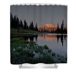 Changing Lights Shower Curtain