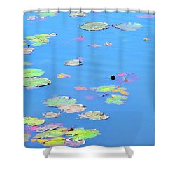 Channing Pond Shower Curtain