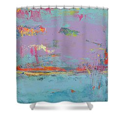 Chant D'oiseaux 1 Shower Curtain