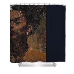 Chanteuse Shower Curtain