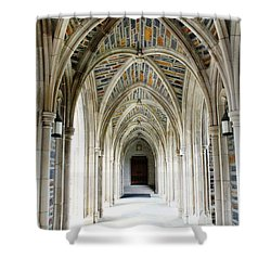 Chapel Archway Shower Curtain