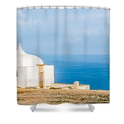 Chapel Of Memory Shower Curtain