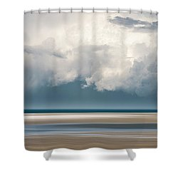 Chapin Beach 3 Shower Curtain