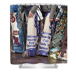 Cowhide Shower Curtains