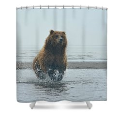 Charge 2 Shower Curtain