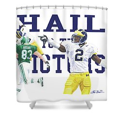 Charles Woodson - The Pick Shower Curtain