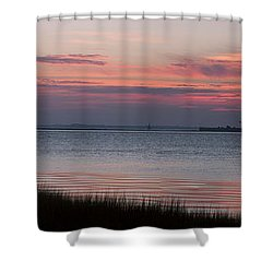 Charleston Bay Shower Curtain