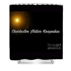 Charleston Native Coffee Mug Logo #772017 Shower Curtain