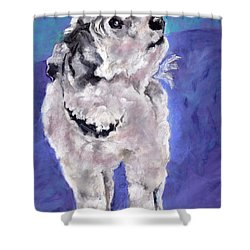Charlie Shower Curtain
