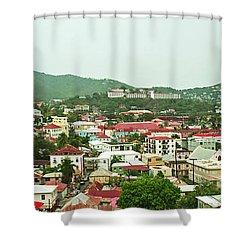 Charlotte Amalie 1994 Shower Curtain