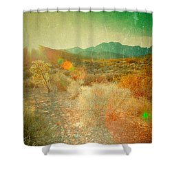 Charm Shower Curtain by Mark Ross