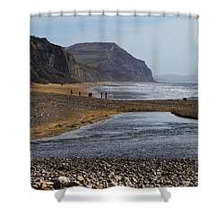 Charmout  Shower Curtain by Gary Bridger