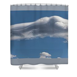 Chasing Lenticulars 3 - Shower Curtain
