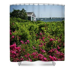 Chatham Boathouse Shower Curtain