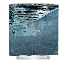 Chathampond01 Shower Curtain