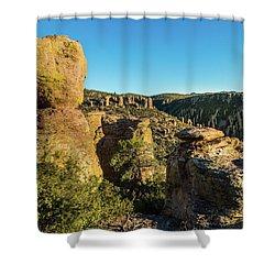 Cheers For Chiricahua Shower Curtain