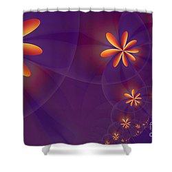 Cheri Anna Shower Curtain