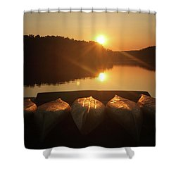 Cherish Your Visions Shower Curtain by Geri Glavis