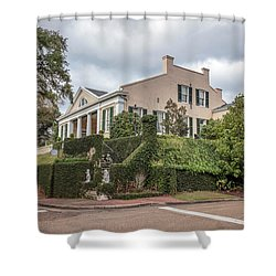 Cherokee House Natchez Ms Shower Curtain