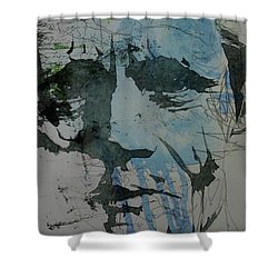 Chet Baker  Shower Curtain