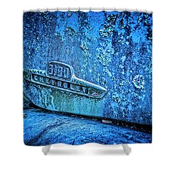 Chevy 3100 Shower Curtain
