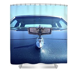 Chevyhood Shower Curtain