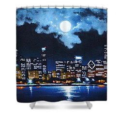Chicago 2 Shower Curtain