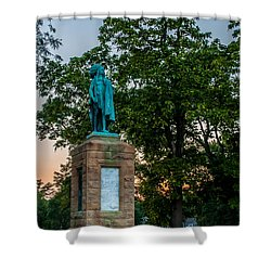 Chief Keokuk Shower Curtain