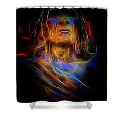 Chief Seattle Shower Curtain