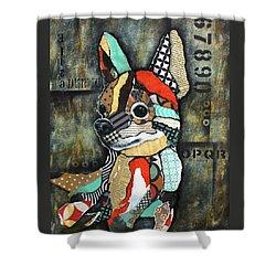 Chihuahua 2 Shower Curtain