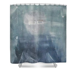 Childishness Shower Curtain