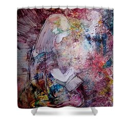 Childlike Faith Shower Curtain