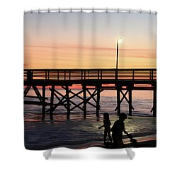 Child's Play Shower Curtain