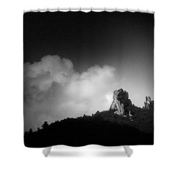 China #2209 Shower Curtain
