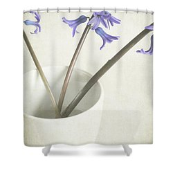 Shower Curtain featuring the photograph China Cup by Lyn Randle